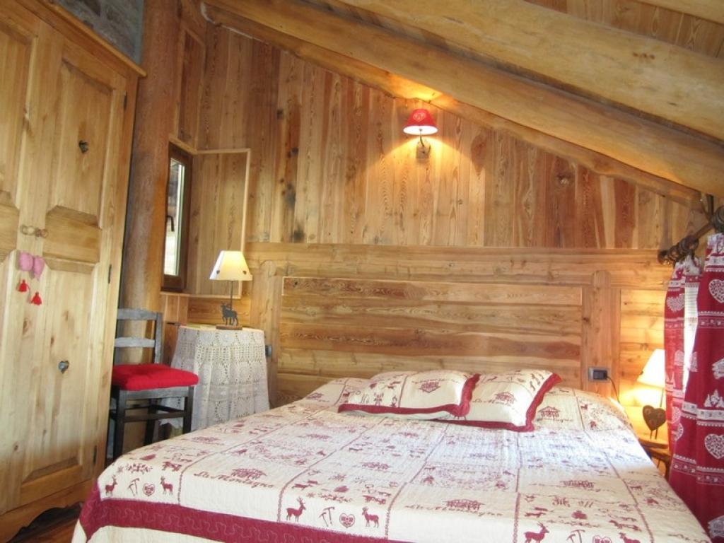 Appartamento casa vacanza kaporo bionaz valle aosta alloggio 4 for Camere di montagna